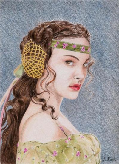 Natalie Portman par DelphineK